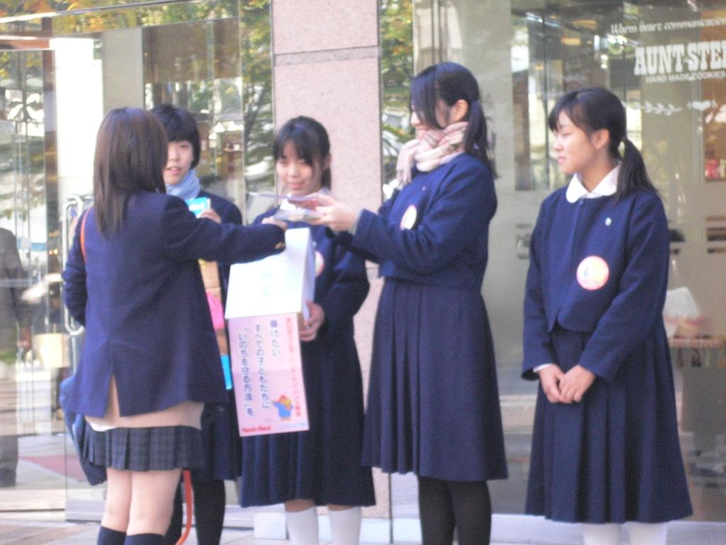 桜の聖母学院高等学校