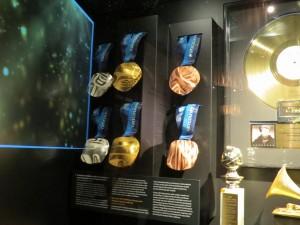 バンクーバーオリンピックのメダル