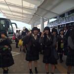 福岡空港に到着しました。