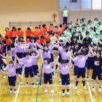 スポーツ大会を行いました。