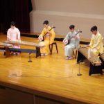音楽鑑賞教室を行いました。