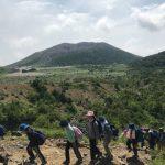 登山合宿訓練レポート④