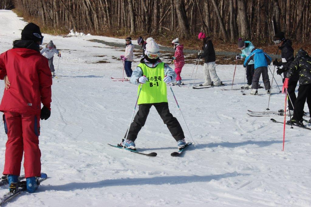 第32回スキー合宿訓練