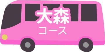 大森・渡利コース