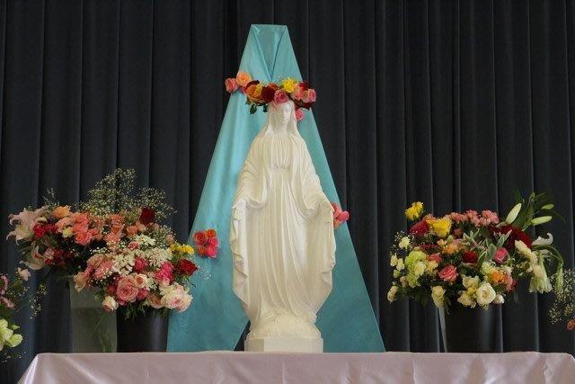 「マリア祭」を行いました